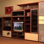 Мебель для гостинной на заказ Киев Цена