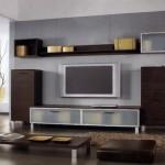 Модульная мебель для гостинной на заказ Киев