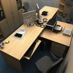 Офисная мебель на заказ недорого Киев