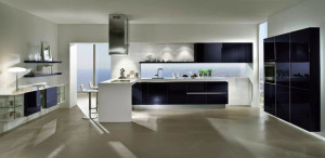 Кухня Designglas Brombeere