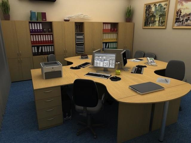 Мебель для офиса Киев фото 14