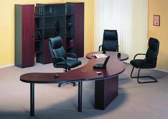Офисная мебель на заказ Киев Недорого