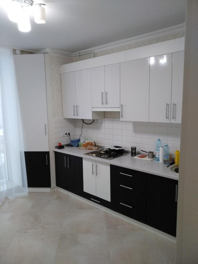 Кухня brown-white-1901