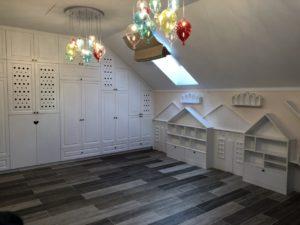 Детская комната на заказ Киев