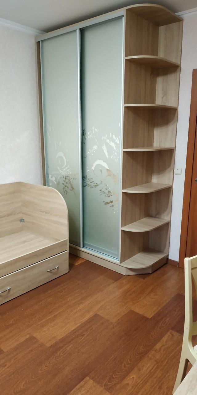 Шкаф-купе в детскую спальню Мебель на заказ Киев 0319-2