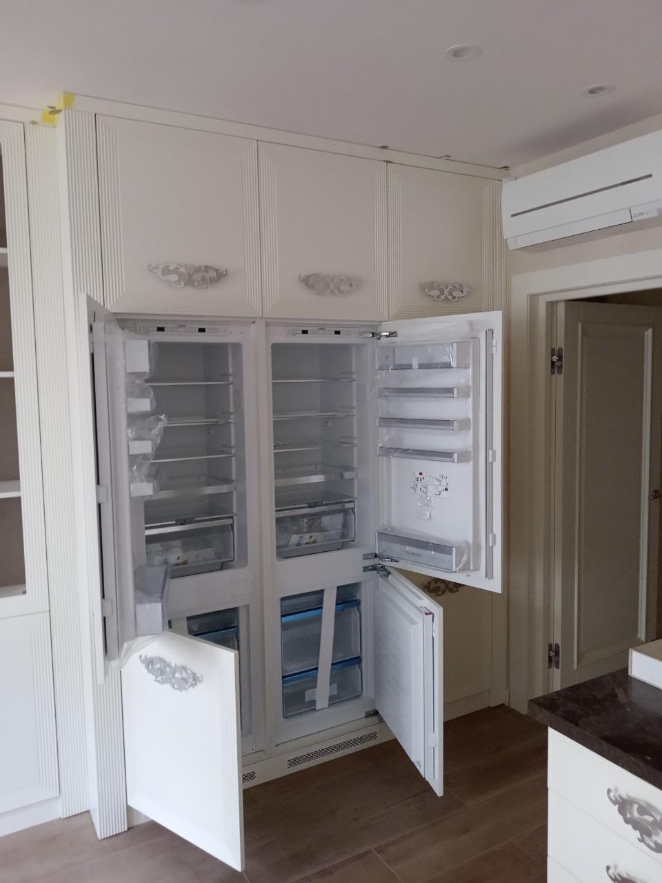 Кухня на заказ 270519-1 белая
